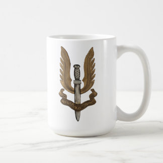 British SAS Coffee Mug