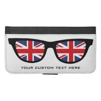 British Shades custom wallet cases