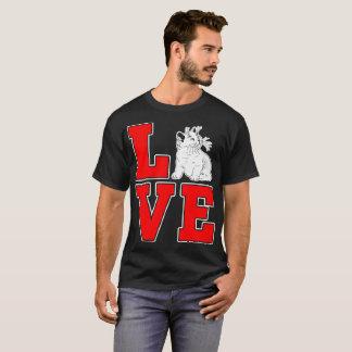 British Shorthair Cat Pets Love Gift Tshirt