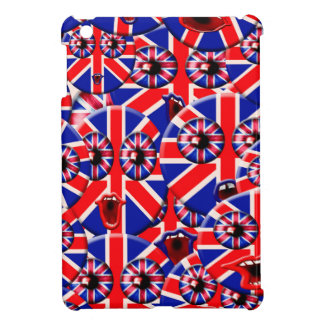 british smileys cover for the iPad mini