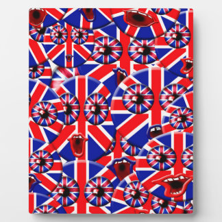 british smileys display plaques