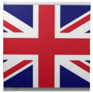 British Spirit Napkin