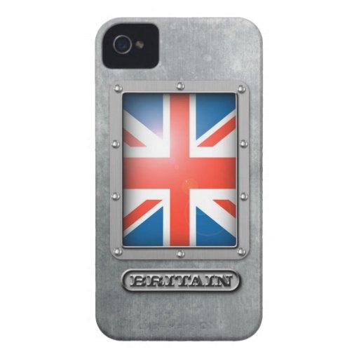 British Steel Blackberry Case