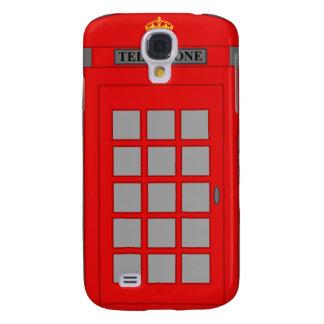 British Telephone Box Galaxy S4 Cover