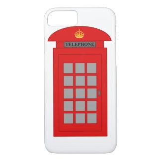 British Telephone Box iPhone 8/7 Case