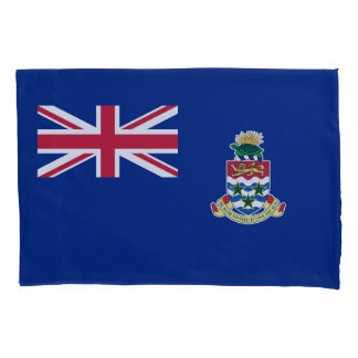 British Territory Cayman Island Flag Pillowcase