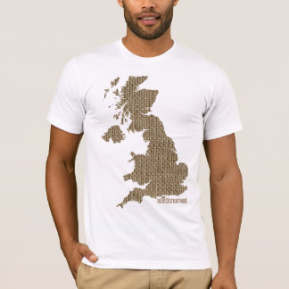 British Tweed T-Shirt