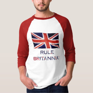 BRITISH U.K. FLAG Patriotic Shirt