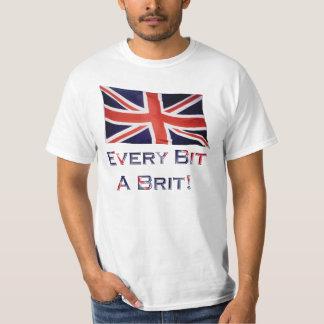 BRITISH U.K. FLAG Patriotic T-Shirt Collection