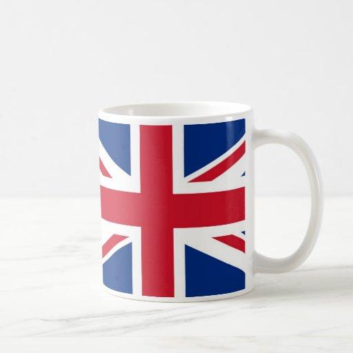 British - UK - Great Britain - Union Jack flag Mug