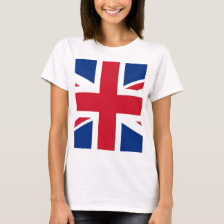 British - UK - Great Britain - Union Jack flag T-Shirt