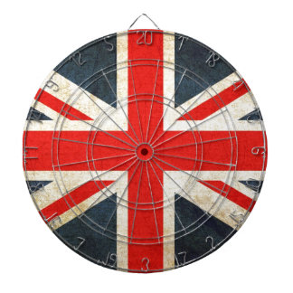 British Union Flag Dartboard