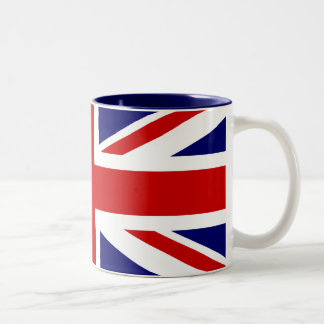 British Union Flag Mug
