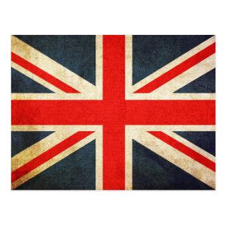 British Union Flag Postcard