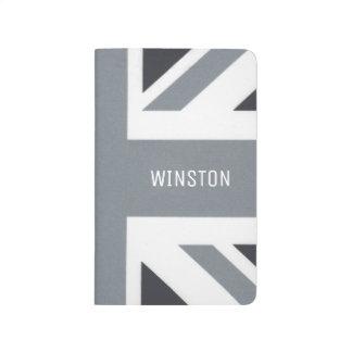 British Union Jack | Black Jack Modern Custom Journal