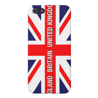 British Union Jack Britain London flag iPhone 5/5S Covers