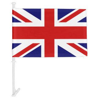 British Union Jack car window flag | English pride Car Flag