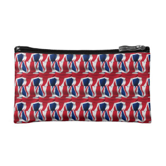 British Union Jack Cosmetic Bags