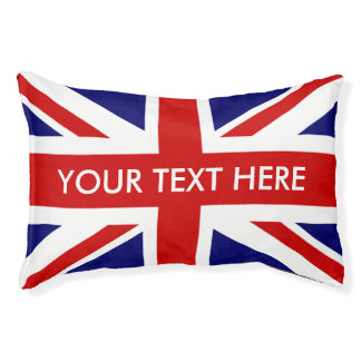 Union Jack Dog Bed Australia