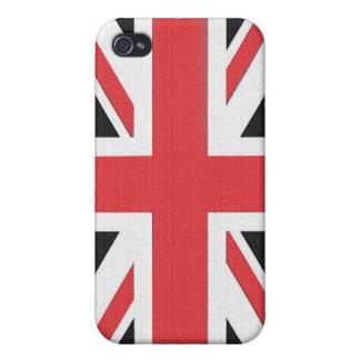 British Union Jack flag iPhone 4/4S Case
