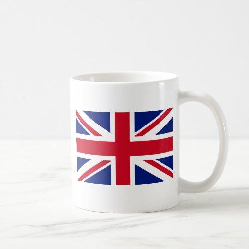 British Union Jack Flag Mug
