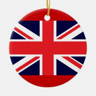 British Union Jack Ornament