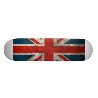 British Union Jack Skateboard