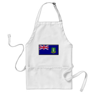 British Virgin Islands Standard Apron