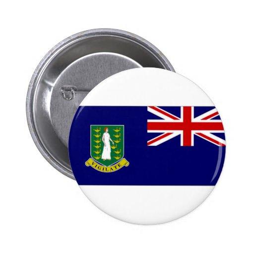 British Virgin Islands Flag Pins