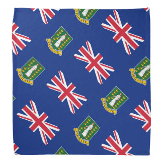 British Virgin Islands flag Bandanas