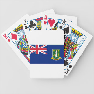British Virgin Islands Flag Bicycle Playing Cards