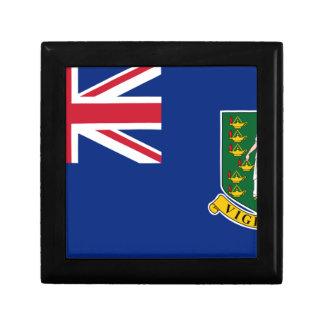 British Virgin Islands Flag Gift Box