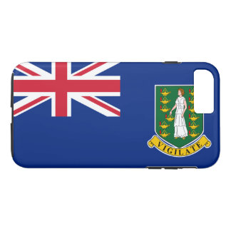 British Virgin Islands flag iPhone 7 Plus Case