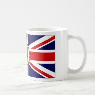 British Virgin Islands Flag Mugs