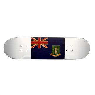 British Virgin Islands Flag Skate Board Decks