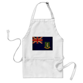 British Virgin Islands Flag Standard Apron