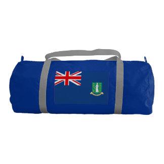 British Virgin Islands Gym Duffel Bag