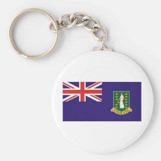 British Virgin Islands Key Chains