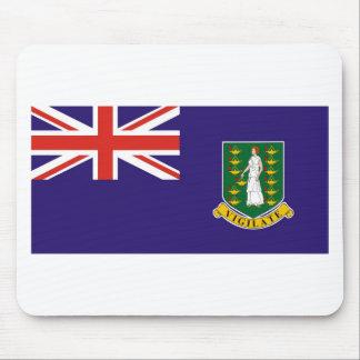 British Virgin Islands Mousepads