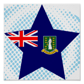 British+Virgin+Islands Star Posters