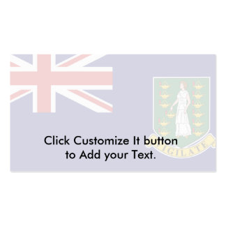 British Virgin Islands, United Kingdom Business Cards