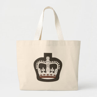 British WO2 No 2 dress embroidered Tote Bags