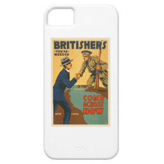 Britishers Come Across Now WWI British Propaganda Case For The iPhone 5