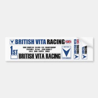 BritishVita Sticker Sheet
