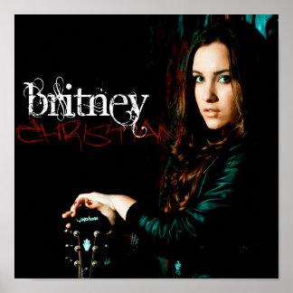 Britney Christian Poster