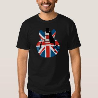 Britpop Guitar Shirts