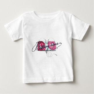 Brittany ASMR Doughnut Clutch Baby T-Shirt