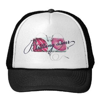Brittany ASMR Doughnut Clutch Cap
