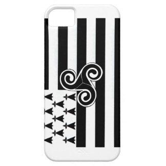 Brittany Flag (Breton) iPhone 5 Case