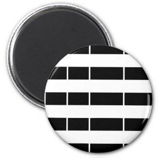 Brittany flag magnet